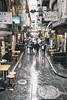 Something to rely on (Keith Midson) Tags: melbourne centreplace city street lane arcade people motion busy wet raining rain cafe cafes
