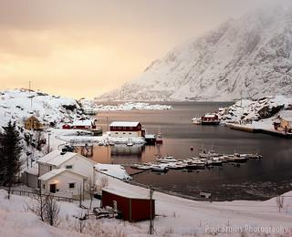 Sund - Lofoten - Norway