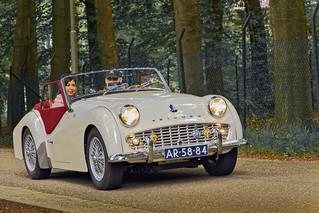 Triumph TR3A 1961 (5388)