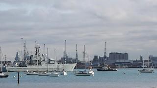 HMS Severn P282