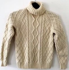 Aran turtleneck design wool jumper (Mytwist) Tags: turtleneck turtlemeck tneck tn colroulé col roulé colroule cabled cables cable highneck highcollar high collar claire1312 vintage cream chunky hand knitted wool polo neck jumper sweatshirt a308 unisex gift sexy design cozy fashion aranstyle authentic dicipline donegal fetish fuzzy fair grobstrick handgestrickt handknitted handknit craft classic passion love