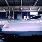 Tōkaidō Shinkansen 東海道新幹線 新幹線N700系 thumbnail