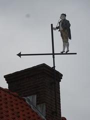 windvaan Velp (willemalink) Tags: windvaan velp
