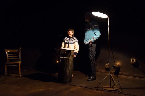 """Tinna Hjaltadóttir og Örlygur Kristfinnsson á tanksónleikum • <a style=""""font-size:0.8em;"""" href=""""http://www.flickr.com/photos/22350928@N02/37994964011/"""" target=""""_blank"""">View on Flickr</a>"""