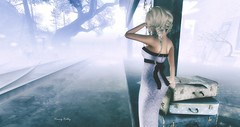 """For the ones who dream of stranger worlds."" - V. E. Schwab (kimmyridley) Tags: thetrunkshow treschic narcisse lwposes sanarae monso secondlife sexygirl sensual secondlifenature secondlifeblog secondlifebloggers solitude secondlifeevents bloggage maitreya elysion dreaming dreamy blondes"