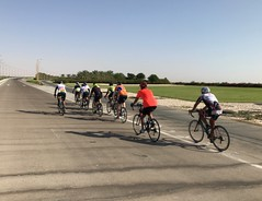 Friday Ride in Al Ain - 27 Oct 2017 (Patrissimo2017) Tags: cycling