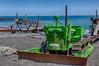 Ngawi Boat Dozers II - Kermit (kiwiflyer56) Tags: bulldozers hdr machines places vehicles wairarapa capepalliser wellington newzealand nz