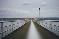 landing (Marc R. A.) Tags: bridge lake landscape moody bodensee bedenwürttemberg zeiss sony