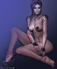 ♥♥♥ (hurricane.space) Tags: fameshed maitreya lelutka head bento style mode secondlife