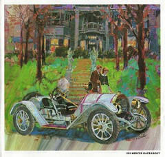 1912 Mercer Raceabout (aldenjewell) Tags: 1912 mercer raceabout painting