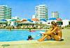 Torralta Algarve, Portugal (Thomas Hawk) Tags: portugal torraltaalgarve vintage bikini motel pool postcard swimingpool fav10 fav25