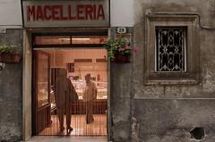 """Carnalmente - La Chianca (Valentina R. """"tillo980"""") Tags: scanno abruzzo borghi vicoli macelleria"""