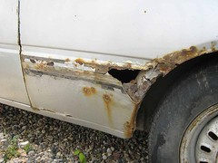 How to repair a rust hole in your car.  https://www.coolridesonline.net/news-blog/how-to-repair-a-rust-hole-in-your-car/  #cars #howtocars #cars daily #autoparts #toronto #ontario #canada #rust #repair #restore (partsavatar) Tags: cars howtocars autoparts toronto ontario canada rust repair restore