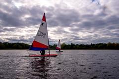 Topper Sailing Birmingham (philbase) Tags: dinghy topper birmingham sailing club tranqill