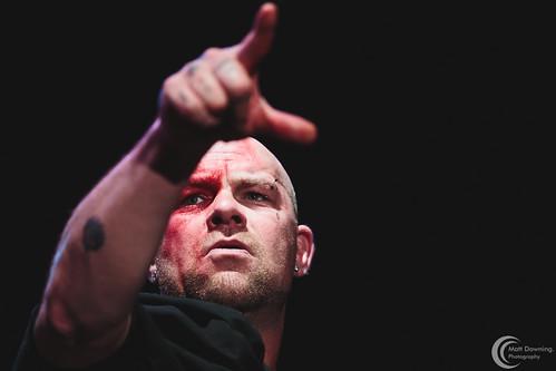 Z98 Invasion: Five Finger Death Punch - September 1, 2017