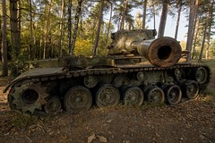 tank (Captured Entropy) Tags: tank panzer army armee cannon hartziel