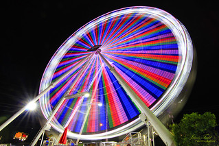 Arizona State Fair - Ferris Wheel