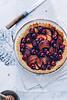 79.5 (apfff) Tags: prettybaked prettybakedpl frangipane tart cake pie cherry plum fruit summer foodstyling foodie foodporn bright light white