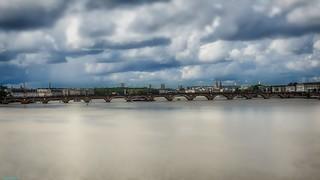 Bordeaux -Cloudy Day