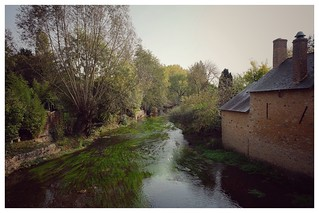 Asnières sur Vègre, France