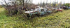quickage-DSC_0481-DSC_0482 v2 (collations) Tags: ontario mcleansautowreckers autowreckers wreckers automobiles autos abandoned rockwood derelict junkyards autograveyards carcemeteries