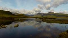Lochan Nah Achlaise timelapse (andrewmckie) Tags: timelapse goprohero5 gopro lochannahachlaise blackmount rannochmoor scotland scottishscenery scenery scottish outdoor reflections