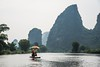 Bamboo rafting op yulong river, Yangshuo South China (Skinnycompany!) Tags: skinnycompany river nikond750 24120mmlensnikon rafting karstmountain china yulongriver yangshuo