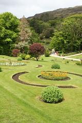 IMG_3234 (avsfan1321) Tags: kylemoreabbey ireland countygalway connemara green garden