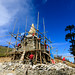 How to build a stupa