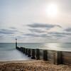 Autumn calm (The 1 Big Cheese) Tags: hengistburyhead beach sand pebbles sky clouds sea longexposure bigstopper 06ndgrad canonef1635mmf4lisusm groyne