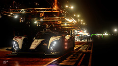 "Toyota TS030 Hybrid at 24h of Le Mans ""Pit Lane""  ""Gran turismo sport ps4"" . ""digital wallpaper"" (rossolavico) Tags: ps4 gt granturismo toyotagt lemans 24oredilemans sfortunata sfortuna prototype sport racing polyphony digital ts030hybrid"