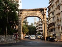 Arch (John Steedman) Tags: bombay mumbai मुंबई india maharashtra महाराष्ट्र arch malabarhill