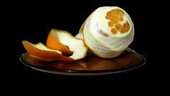 Orange (jaci XIII) Tags: laranja oronge fruta alimento food peel fruita