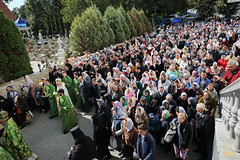 56. Божественная литургия 30.09.2017