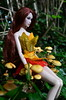 Erin the wood nymph (Dolldiva67) Tags: erinsalston nuface fashionroyalty integritytoys inrouges ooak doll people fairy elf mysticalcreatures portrait
