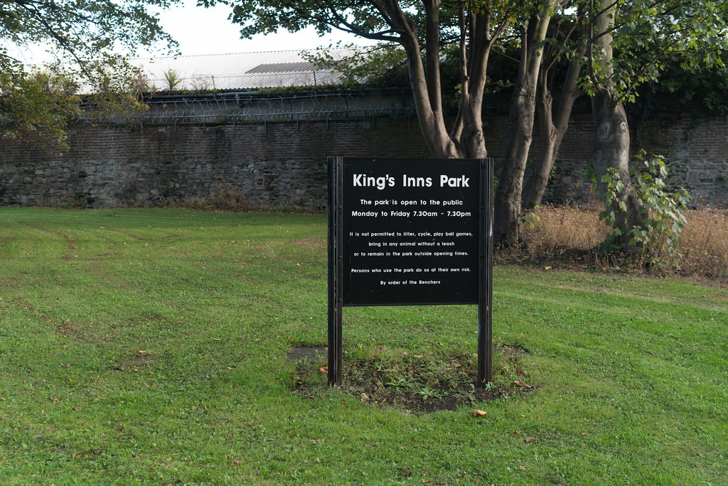 KINGS INNS [THE BUILDING AND ASSOCIATED PUBLIC PARK]-133066