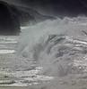 The Cruel Sea (Cornishcarolin. Stupid busy!! xx) Tags: cornwall porthleven sea ocean water roughwaves mono blackwhite nature