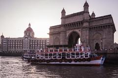 Mumbai - Bombay - Gates of India-8