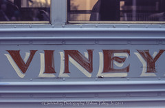 Viney (uselessbay) Tags: 2015 epsonperfectionv600 marthasvineyard nikon uselessbayphotography williamtalley bus color film nikonf4 stilllife uselessbay