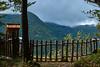 Terrace (fede.piste) Tags: forest rain italy abetone colors sony alpha 6000 path water bosco landschaft landscape view terrace