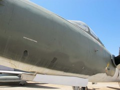 """Republic F-105B Thunderchief 5 • <a style=""""font-size:0.8em;"""" href=""""http://www.flickr.com/photos/81723459@N04/37090248010/"""" target=""""_blank"""">View on Flickr</a>"""