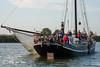DSCF9075 (ellyvveen) Tags: enkhuizen ijsselmeer klipperrace schepen klippers klipper waterwolf zeilen zeil wind hijsen varen zuiderkerk drommedaris race wedstrijd