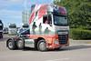 TV018084-Manchester. (day 192) Tags: manchester manchestercityfootballclub mcfc etihadstadium greatnorthwesttruckshow truckshow transportrally transportshow lorries lorry wagon truck daf xf dafxf leastweforget hu11war