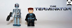 The Terminator (Random_Panda) Tags: lego figs fig figures figure minifigs minifig minifigures minifigure purist purists character characters film films movie movies television tv terminator arnie arnold schwarzenegger the salvation genisys