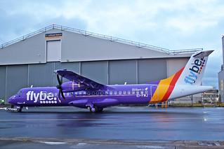 ATR72 EI-FMJ FLYBE