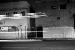 Play now! (ADMurr) Tags: cab976 la eastside leica m4 kodak 400 50mm summicron bw black white monochrome street streetscape night