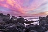 Ruby Beach Sunset (MyKeyC) Tags: rubybeach oregonwashinigton rob washington washingtonoregon tina cindy