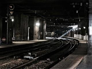 Tracks of Milano