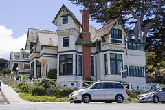The Green Gables Inn (LunarKate) Tags: us usa united states america unitedstates unitedstatesofamerica ca california west coast westcoast architecture victorian house home building nikon d40 dslr may 2016