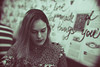 The thoughtful girl (again) (ricdovalle) Tags: garota girl mulher woman pensativa thoughtful retrato portrait sony alpha a6000 ilce6000 sigma vintage people
